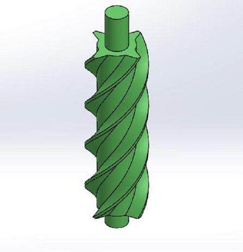 ترسیم مدل های سه بعدی در سالیدورک